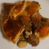 Steak and Ale Pie Alvyda P.