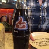 Drank some Thums up Indian Coke