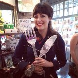 Found some giant cutlery - again!
