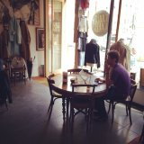 Discovered a new café / vintage store: Kaale Kaffi