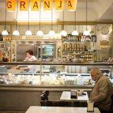 Churros at Granja Viader