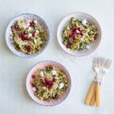 Herby Bulgur Salad