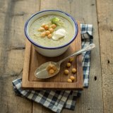 Broccoli Ginger Soup