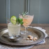 Grapefruit Gin & Tonic / Cucumber Lemonade