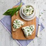 Wild garlic spread