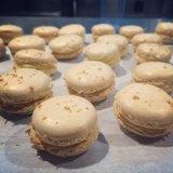 Lemon macarons - Ducasse