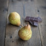 Chocolate pear delights