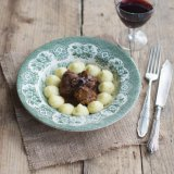 Pork with Sherry Prunes