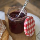 Redcurrant Rosemary Jelly