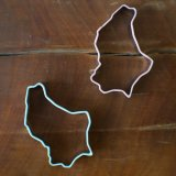 Luxembourg Cookie cutter