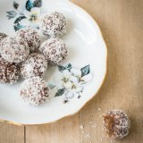 Maple Pecan Truffles