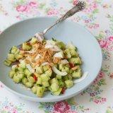 Thai-style Cucumber Salad (1)