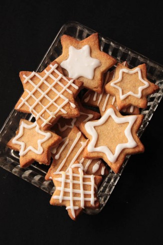 Festive Baking: Spiced Cookies