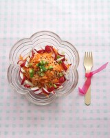 Japanes-inspired Carrot Salad