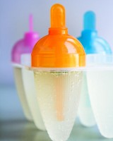 Vodka Ginger Ice Lollies