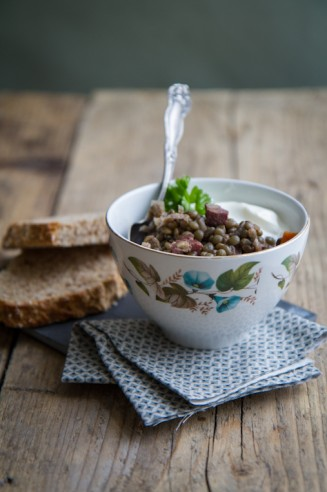 Lentil Stew: Hearty Dinner for the Colder Months