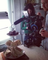 Behind The Scenes: Afternoon Tea