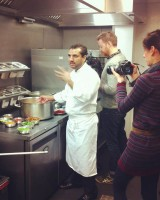 Making chicken biriyani with Dishoom chef Naved Nasir