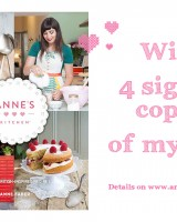 Win a signed copy of my book!