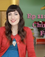 This episode's all about lovely Chinese Food
