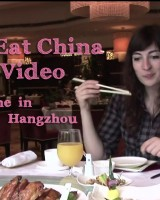 My food adventures in China