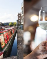 Event Love: Waitrose Cellar launch on a London canal boat