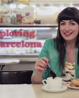 Watch me make gazpacho and explore the sweet side of Barcelona