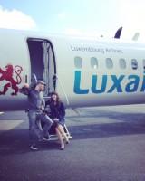 Luxair shoot