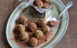 Dried Fruit Truffles