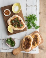 Turkish Pizza Flatbreads