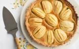 Custard Apple Tart