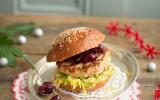 Festive Turkey Burgers