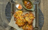 Onion Bhajis, Indian, Bhaji