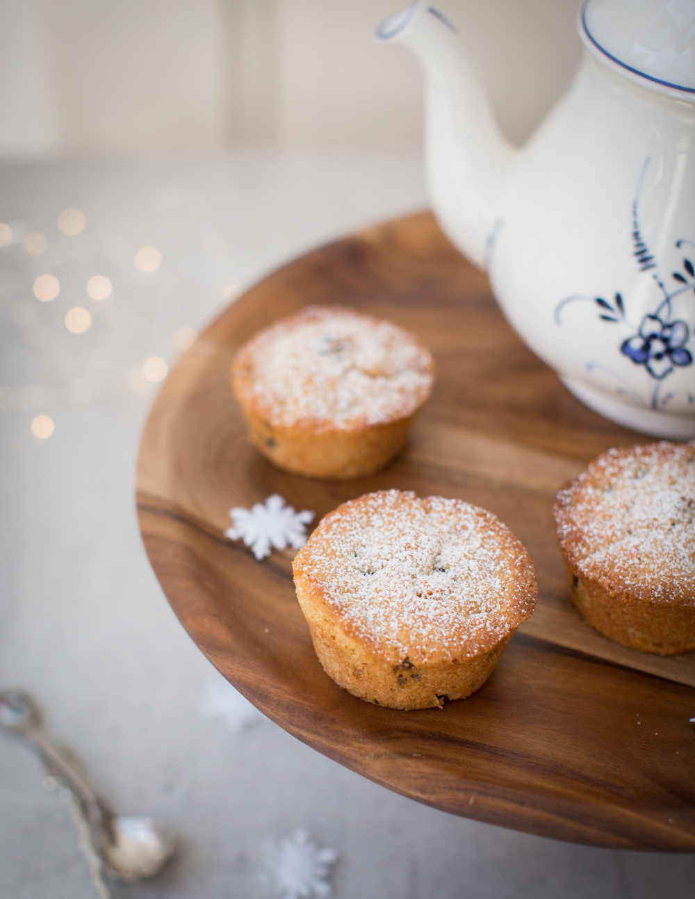 Butter Rum Muffins Cake Mix
