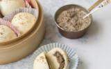 Steamed Mushroom Baos