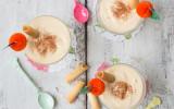 Spiced orange cream