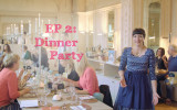 Dinner Party Banner