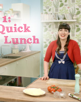 Speedy and easy lunchtime recipes!