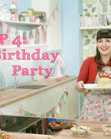 Easy Birthday Party Recipes